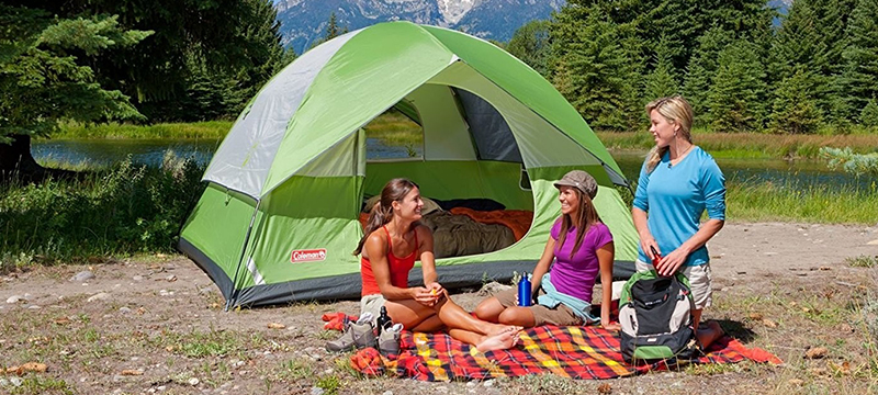 An Outdoor Camping Existence